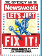 Newsweek Let's Fix It Cover