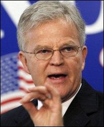 Presidential Candidate Buddy Roemer